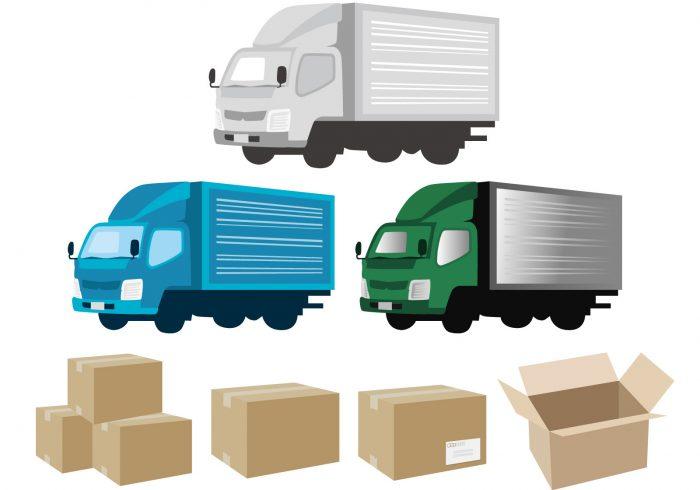 引っ越しは荷物の量で料金が変わる