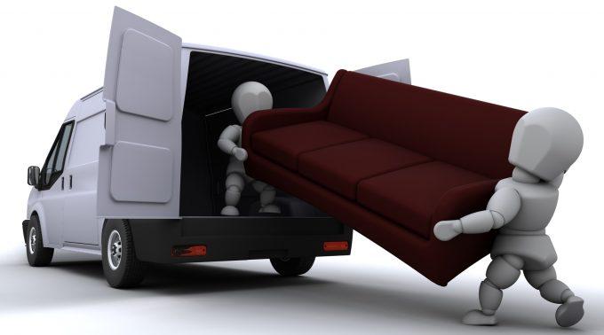 大きな家具だけ引越しは出来るの?