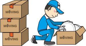 引越しの荷造りも引越し業者へ「らくらくプラン」