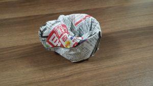 「カップ」の正しい梱包の仕方