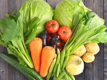 一人暮らし健康自炊生活!季節の旬の野菜を活用