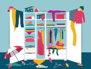 衣類別ホームクリーニング術