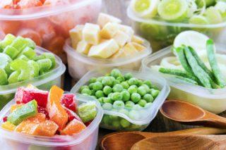 一人暮らし健康自炊生活!冷凍解凍を上手に使う